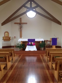Holy Spirit sanctuary